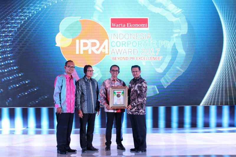 Indonesia Corporate Public Relations Award