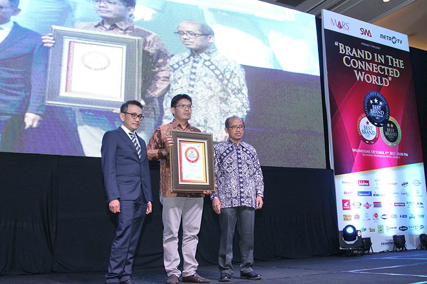 Honda Beat Raih Penghargaan The Most Valuable Brand dari IBBA